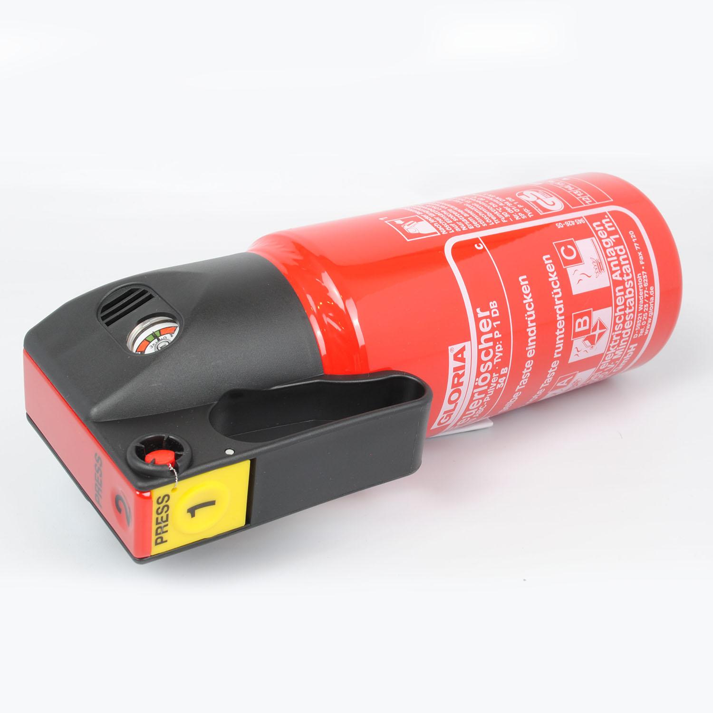 Replacement Fire Extinguisher Bottle Genuine Porsche Renn Part
